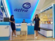 Asuransi Astra Buka Garda Center di Mal Lampung