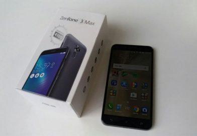 Unboxing Asus Zenfone 3 Max ZC553KL versi Indonesia