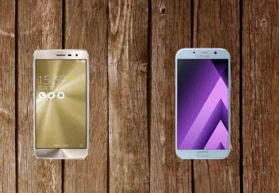 Pilih Samsung Galaxy A7 (2017) atau ASUS ZenFone 3 ZE552KL