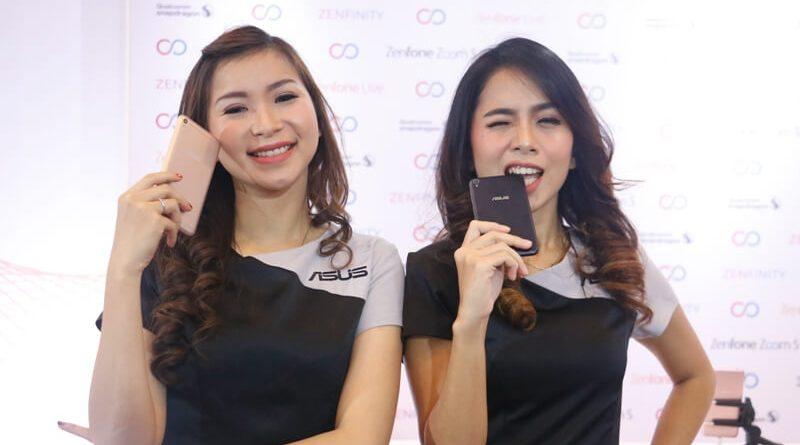 ASUS Zenfone Live dan Zenfone Zoom S Kejutkan Pasar Indonesia