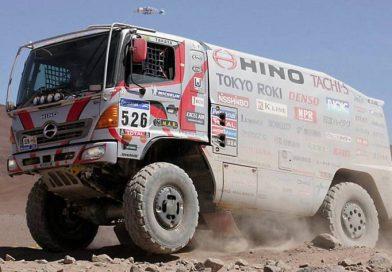 Hino500 series, Truk Jepang yang Percaya Diri Ikut Dakar Rally 2018