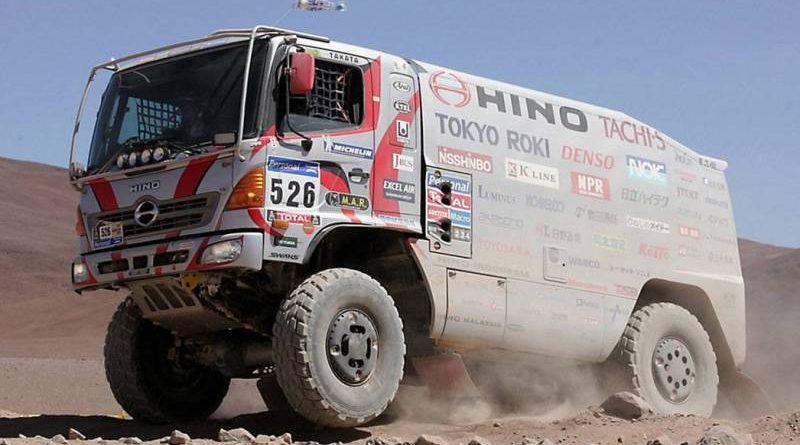 Hino500 series