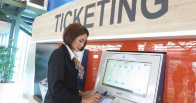 telkomsel t-cash tiket bandara