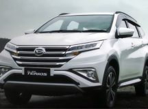 Diam-Diam Daihatsu Terios 2018 Sodok Segmen SUV Indonesia