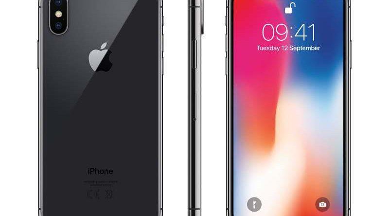iphone X 64GB smartfren