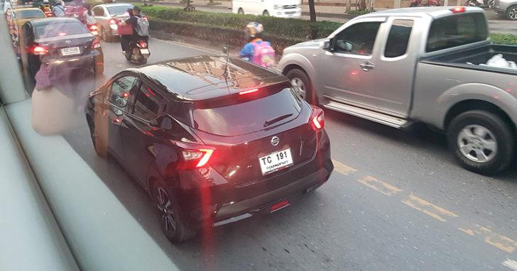 Nissan March Thailand