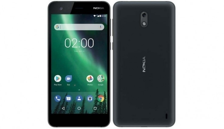review nokia 2