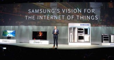 samsung internet of things
