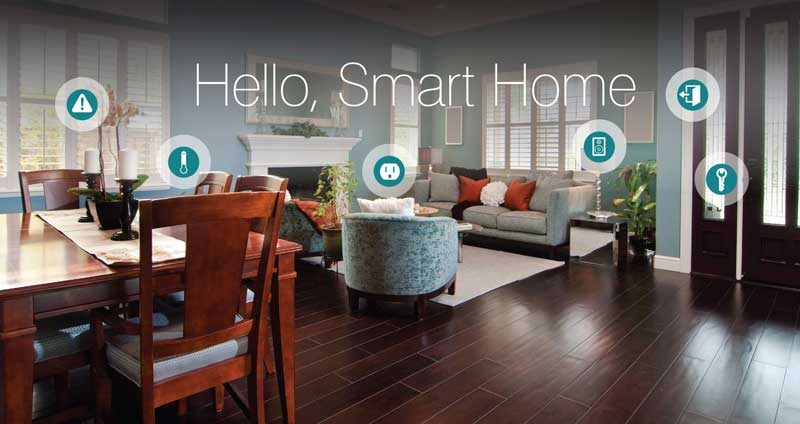 smart home intel