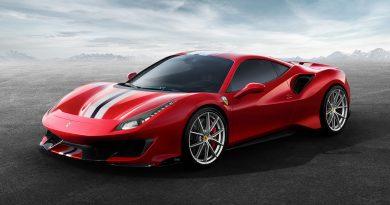 Ferrari 488 Pista, Kombinasi Kenyamanan Berkendara dan Performa Arena Balap