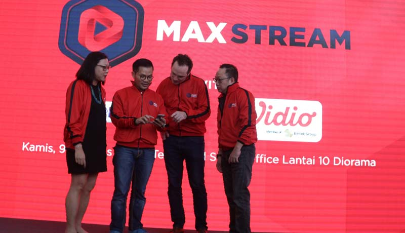 MAXstream telkomsel