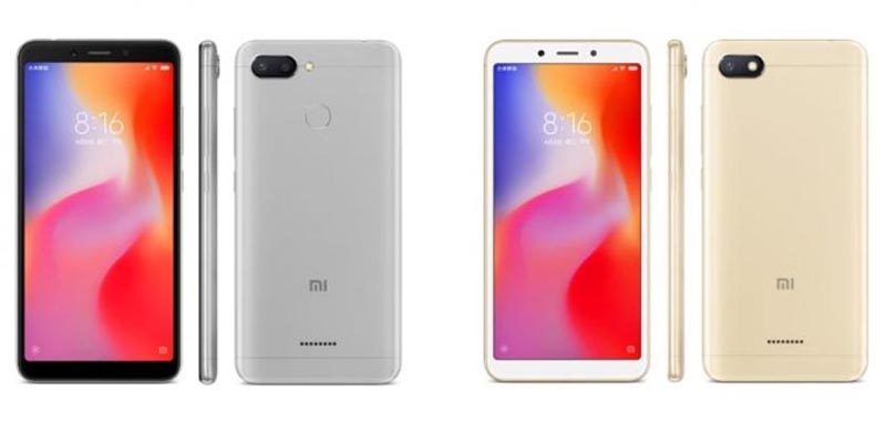 hp redmi 6a