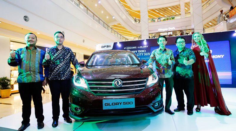 DFSK Glory 580 Merambah Hingga Kota Medan