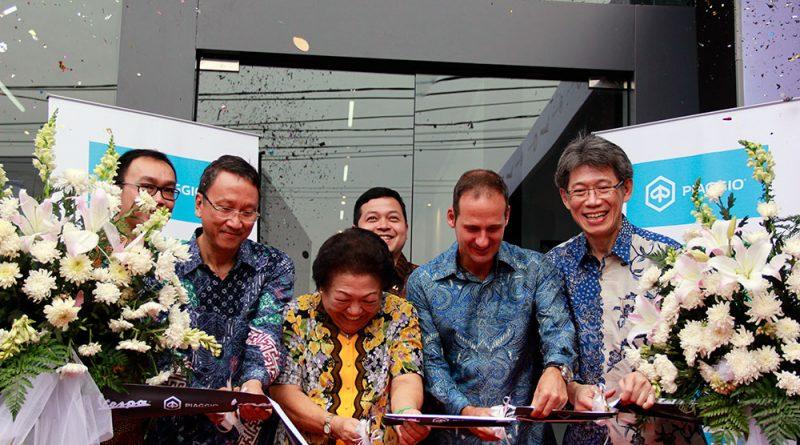 Ekspansi Ke Daerah, PT Piaggio Indonesia Buka Dealer Baru Di Serang