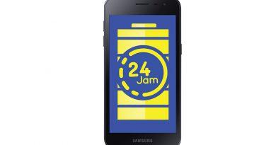 Dengan Android Oreo Go, Baterai Galaxy J2 Core Kini Lebih Tahan Lama