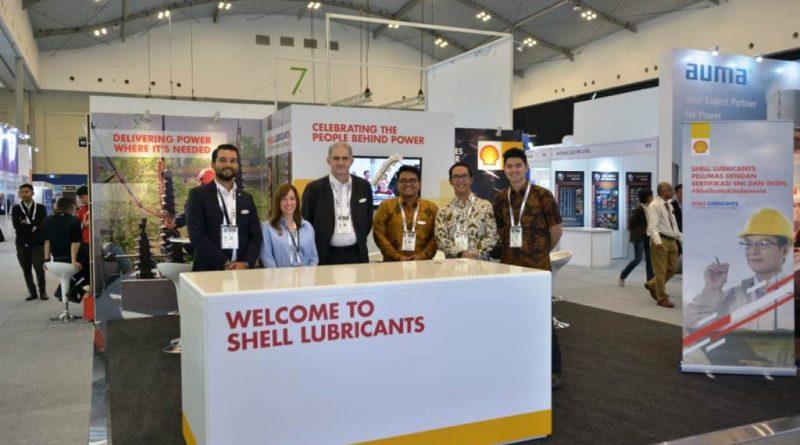 Shell Indonesia:Turut Berpartisipasi Dalam Acara POWER -GEN Asia