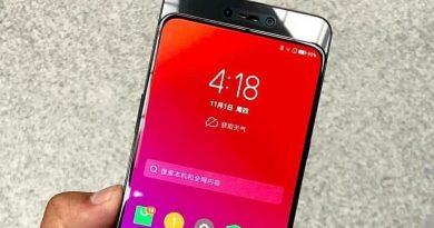 Lenovo Z5 Pro, Kombinasi 2 Tipe Ponsel Xiaomi