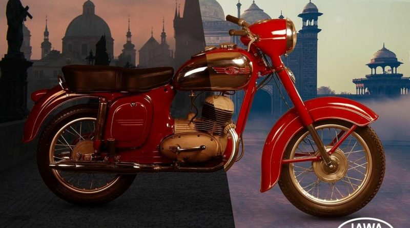 Jawa, Motor India Cita Rasa Eropa