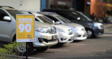 CariParkir, Solusi untuk Sempitnya Lahan Parkir