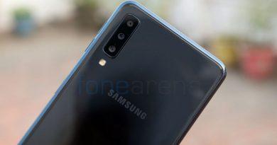 Samsung Galaxy A50, Triple Kamera dan 25MP Ganda
