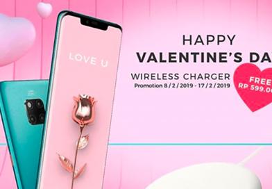 Valentine's Day dan Kado Menarik dari Huawei