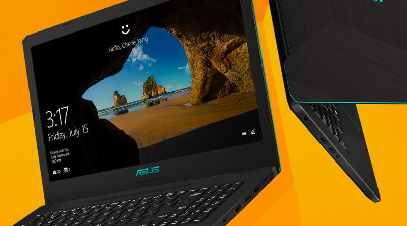 ASUS VivoBook Pro F570Z, Si Serba Bisa untuk Sang Profesional
