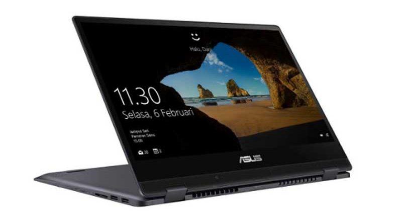 ASUS VivoBook Flip TP412