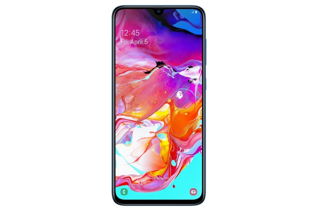 samsung galaxy A70 indonesia
