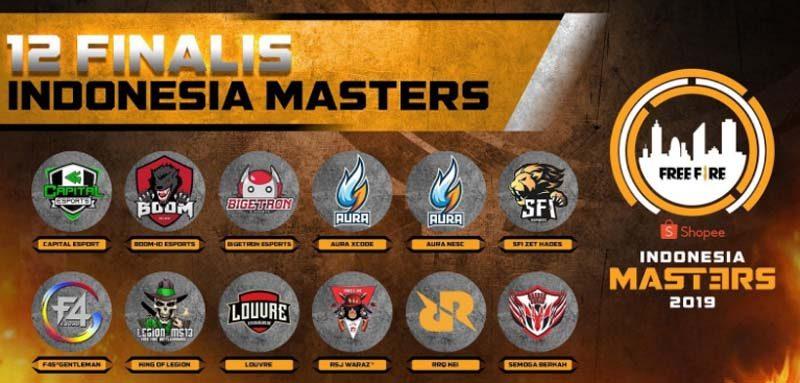 Grand Final Free Shopee Indonesia Masters