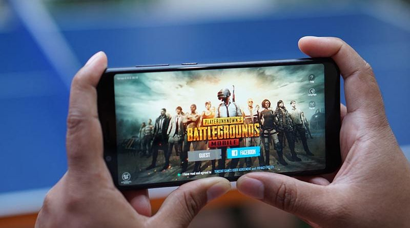 hp gaming pubg mobile