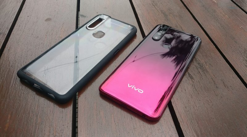Vivo V15 Tak Hanya Unggul Di Kamera Pop Up Review1st Com