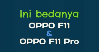 Sebelum Beli, Lihat Dulu Beda OPPO F11 & F11 Pro