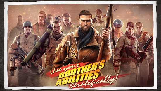 game offline android terbaik brothers in arm