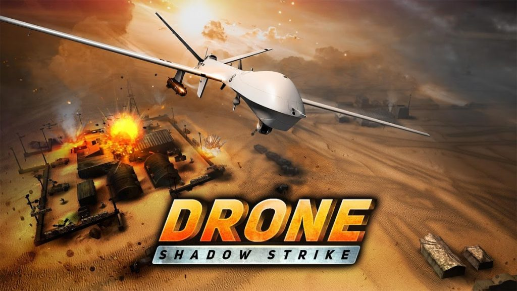 game android offline terbaik drone shadow strike