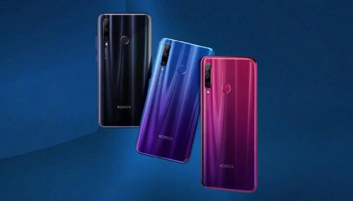 Huawei Honor 20i, HP Dengan Kamera Selfi 32MP Resmi Dirilis