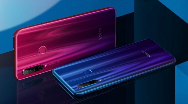 Huawei Buka Pre-order untuk HP Honor 20i Menjelang Tanggal Rilis