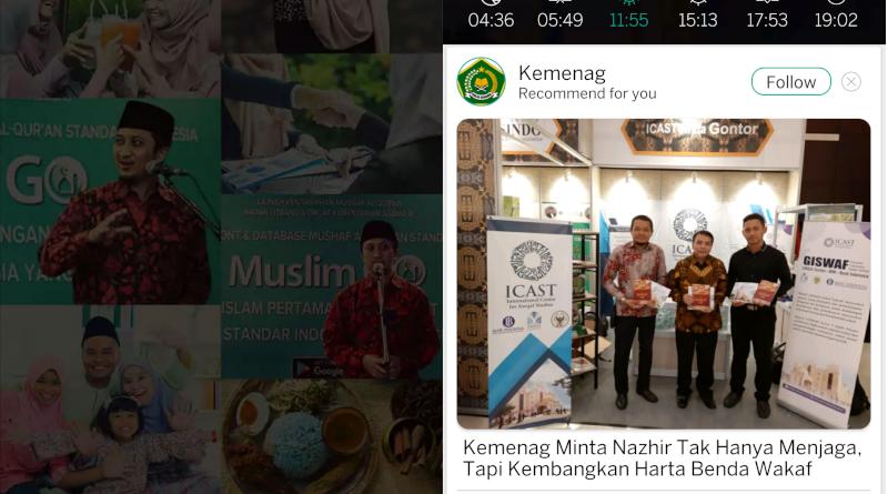 Muslim Go, Aplikasi Android untuk Ibadah dalam Genggaman