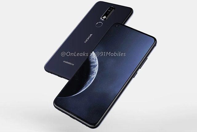 Nokia 6.2 Nokia X71