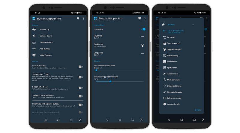 Ubah Fungsi Tombol Fisik di HP Android Kamu Dengan Aplikasi Ini