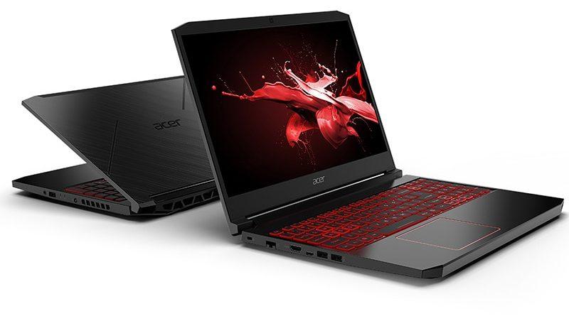 laptop gaming acer nitro 5 dan nitro 7