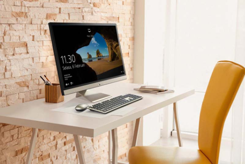 asus aio home