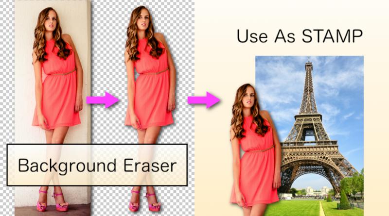 Background Eraser, Aplikasi Android Untuk Menghapus Gambar Latar