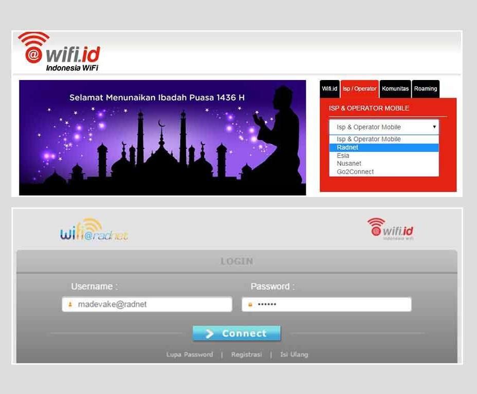 4 Cara Mengakses Wifi Id Gratis No 2 Gampang Review1st Com