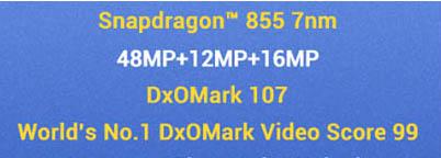 dxomark video xiaomi