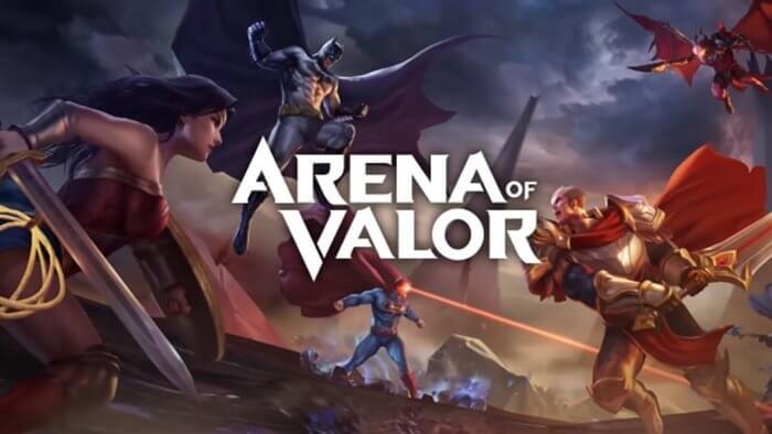 game online aov