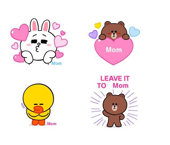 line custom stickers 2