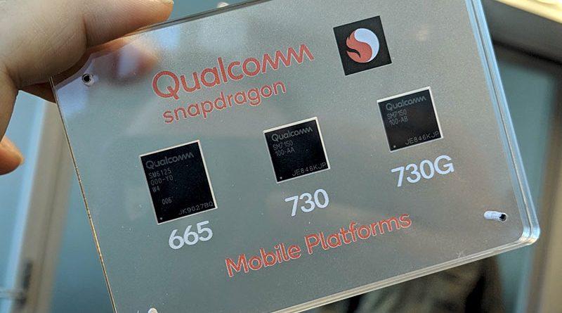 qualcomm snapdragon 665, 730 dan 730G
