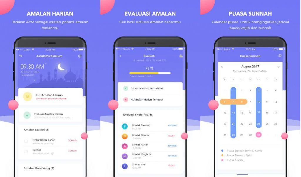 aplikasi hp android ramadhan