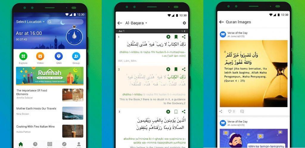 aplikasi islami ramadhan