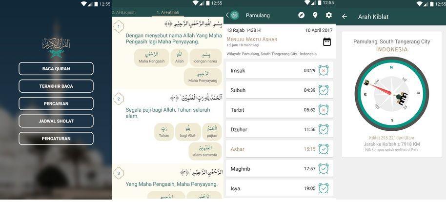 aplikasi islami hp android